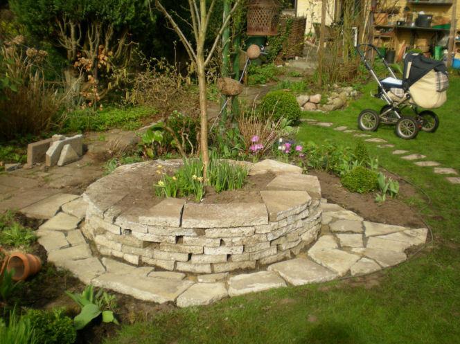 Garten in hamburg gartenprojekte for Gartengestaltung um einen baum